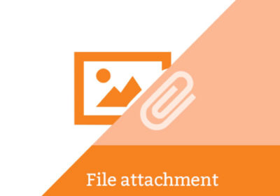 Attachments in email campaigns