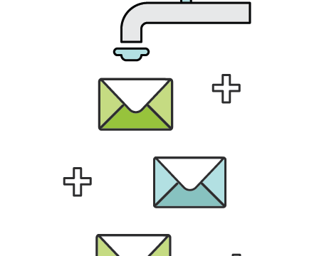 Email drip campaigns drive more revenue!